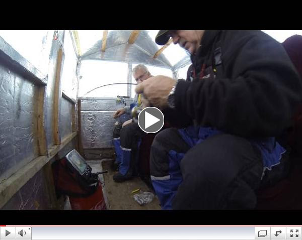 NCOR 12 22 First Ice Fishing Trip of the Season