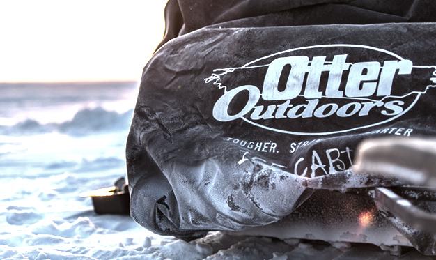 Otter Shelter In Negative Temps