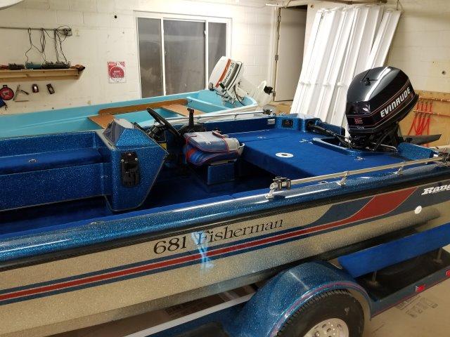 1993 Ranger 681 Fisherman SOLD | OutdoorsFIRST